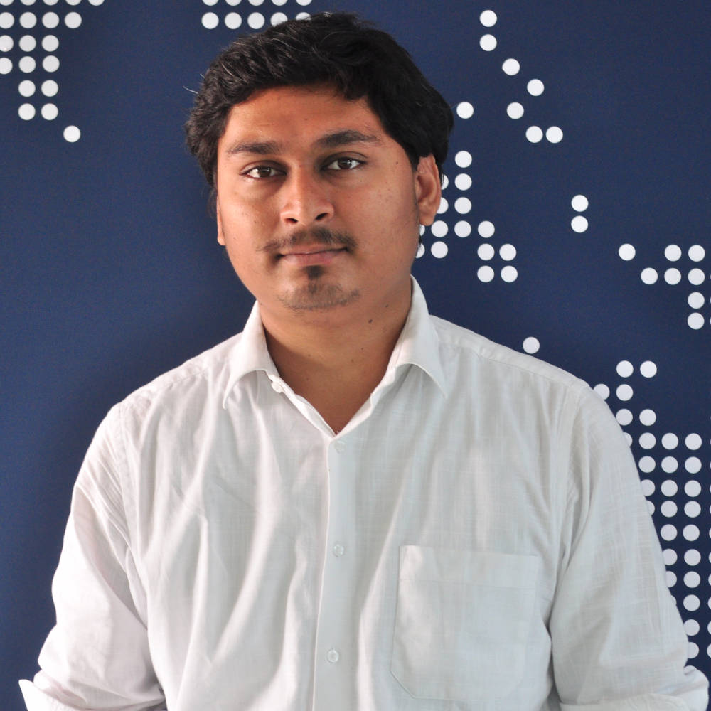 Blog Author - Hrishikesh Thakur