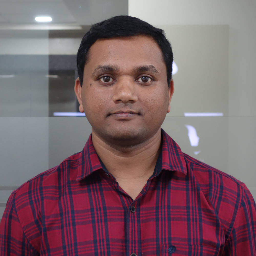 Blog Author - Vinayak Sutar